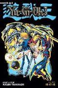 Cover-Bild zu Yu-Gi-Oh! (3-in-1 Edition), Vol. 6 von Takahashi, Kazuki (Geschaffen)
