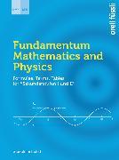 Cover-Bild zu Fundamentum Mathematics and Physics - includes e-book