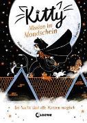 Cover-Bild zu Kitty (Band 1) - Mission im Mondschein von Harrison, Paula