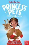 Cover-Bild zu The Snowy Reindeer (eBook) von Harrison, Paula