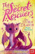 Cover-Bild zu The Secret Rescuers: The Storm Dragon (eBook) von Harrison, Paula