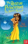 Cover-Bild zu The Rescue Princesses: The Moonlit Mystery (eBook) von Harrison, Paula