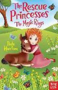 Cover-Bild zu The Rescue Princesses: The Magic Rings (eBook) von Harrison, Paula