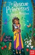 Cover-Bild zu The Amber Necklace (eBook) von Harrison, Paula