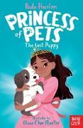 Cover-Bild zu The Lost Puppy (eBook) von Harrison, Paula