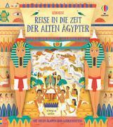 Cover-Bild zu Reise in die Zeit der alten Ägypter von Jones, Rob Lloyd