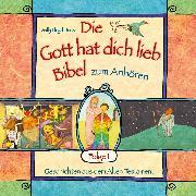 Cover-Bild zu Die Gott hat dich lieb Bibel zum Anhören (1) (Audio Download) von Lloyd-Jones, Sally