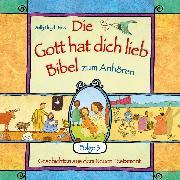 Cover-Bild zu Die Gott hat dich lieb Bibel zum Anhören (3) (Audio Download) von Lloyd-Jones, Sally