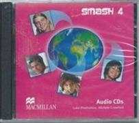 Cover-Bild zu Smash 4 Class Audio CD International x2 von Prodromou, Luke