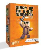 Cover-Bild zu Diary of an 8-Bit Warrior Box Set Volume 1-4 von Cube Kid