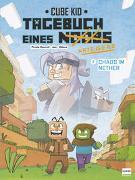 Cover-Bild zu Tagebuch eines Noobs Kriegers - Der Comic 2 - Chaos im Nether von Cube, Kid