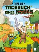 Cover-Bild zu Tagebuch eines Noobs Kriegers - Der Comic - Ein neuer Krieger von Kid, Cube