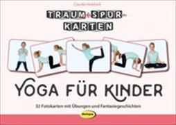 Cover-Bild zu Träum+Spür-Karten: Yoga für Kinder von Hohloch, Claudia