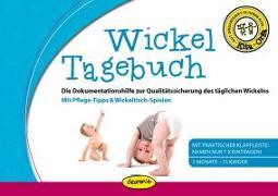 Cover-Bild zu Wickel-Tagebuch von Nowak, Katja