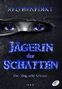 Cover-Bild zu Benedikt, Reg: Jägerin der Schatten (eBook)