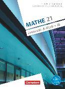 Cover-Bild zu Mathe 21, Sekundarstufe I/Oberstufe, Arithmetik und Algebra, Band 1, Schülerbuch B von Jenzer, Andreas