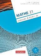Cover-Bild zu Mathe 21, Sekundarstufe I/Oberstufe, Arithmetik und Algebra, Band 1, Schülerbuch A von Jenzer, Andreas