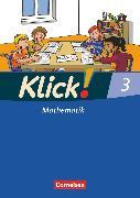 Cover-Bild zu Klick! Mathematik - Unterstufe, Alle Bundesländer - Förderschule, 3. Schuljahr, Schülerbuch mit Kartonbeilage von Burkhart, Silke