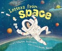 Cover-Bild zu Letters from Space von Anderson, Clayton
