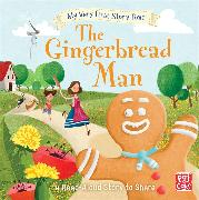 Cover-Bild zu The Gingerbread Man von Randall, Ronne
