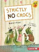 Cover-Bild zu Strictly No Crocs von Pindar, Heather