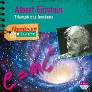 Cover-Bild zu Abenteuer & Wissen: Albert Einstein (Audio Download) von Hempel, Berit