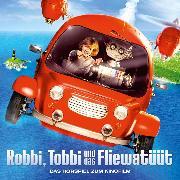 Cover-Bild zu Robbi, Tobbi und das Fliewatüüt (Das Hörspiel zum Kinofilm) (Audio Download) von Karallus, Thomas