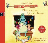 Cover-Bild zu Erst ich ein Stück, dann du - Nino und der Schul-Drache (Audio Download) von Fehér, Christine