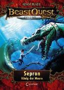 Cover-Bild zu Blade, Adam: Beast Quest Legend (Band 2) - Sepron, König der Meere