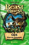 Cover-Bild zu Blade, Adam: Beast Quest (Band 8) - Clark, Riese des Dschungels