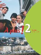 Cover-Bild zu À plus !, Ausgabe 2004, Band 2, Schülerbuch, Festeinband von Bächle, Hans