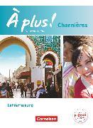 Cover-Bild zu À plus !, Nouvelle édition / Méthode intensive - Nouvelle édition, Charnières, Schülerbuch - Lehrerfassung von Gregor, Gertraud