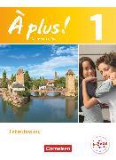 Cover-Bild zu À plus !, Nouvelle édition, Band 1, Schülerbuch - Lehrerfassung von Blume, Otto-Michael