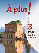 Cover-Bild zu À plus ! Méthode intensive, Band 3 (Charnières), Grammatikheft von Gregor, Gertraud