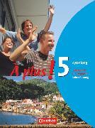 Cover-Bild zu À plus !, Ausgabe 2004, Band 5 (cycle long), Schülerbuch - Lehrerfassung von Gregor, Gertraud