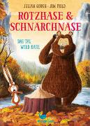 Cover-Bild zu Rotzhase & Schnarchnase - Das Tal wird kahl von Gough, Julian