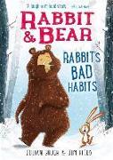 Cover-Bild zu Rabbit & Bear: Rabbit's Bad Habits, 1 von Gough, Julian