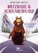 Cover-Bild zu Rotzhase & Schnarchnase - Ein schlimmer Bestimmer von Gough, Julian