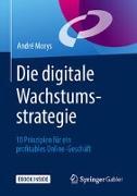 Cover-Bild zu Die digitale Wachstumsstrategie