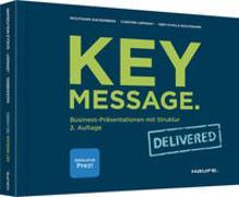 Cover-Bild zu Key Message. Delivered