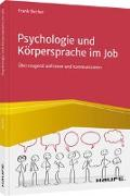 Cover-Bild zu Psychologie und Körpersprache im Job