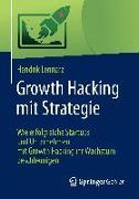 Cover-Bild zu Growth Hacking mit Strategie