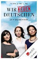 Cover-Bild zu Wir neuen Deutschen (eBook) von Bota, Alice