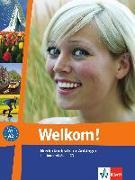 Cover-Bild zu Welkom! Niederländisch für Anfänger. Lehrbuch mit Audio-CD