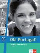 Cover-Bild zu Olá Portugal! Arbeitsbuch (A1-A2)