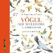 Cover-Bild zu Daugey, Fleur: Vögel auf Weltreise. Alles über Zugvögel (Audio Download)