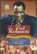 Cover-Bild zu Paul Robeson: The Great Depression and World War II 1929-1945 von Grote, Joanne