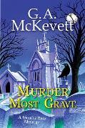 Cover-Bild zu Murder Most Grave (eBook)