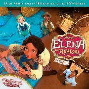 Cover-Bild zu Disney / Elena von Avalor - Folge 3: Der Codex Maru / Die drei Kobold-Brüder (Audio Download) von Stark, Conny