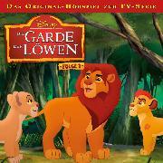 Cover-Bild zu Disney / Die Garde der Löwen - Folge 2: Hyänen können auch anders/ Endlich Königin (Audio Download) von Arnold, Cornelia